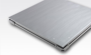 PFA579(x) Hinged Plate Floor Scales