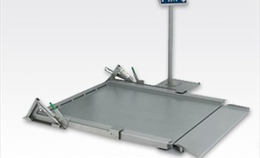 PUA579(x) Stainless Steel low-profile scale